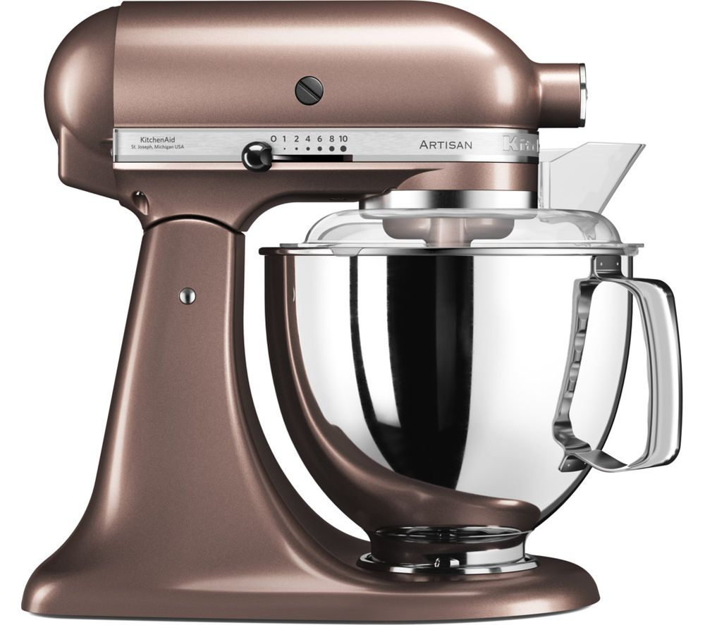 buy kitchenaid artisan 5ksm175psbap stand mixer apple cider free delivery currys. Black Bedroom Furniture Sets. Home Design Ideas