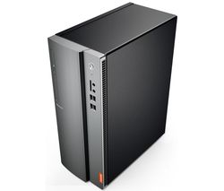 LENOVO Ideacentre 510-15IKL Desktop PC - Silver