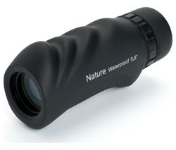CELESTRON Nature 71210-CGL 10 x 25 mm Spotting Scope - Black