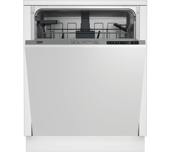 BEKO Pro DIN26X22 Full-size Integrated Dishwasher