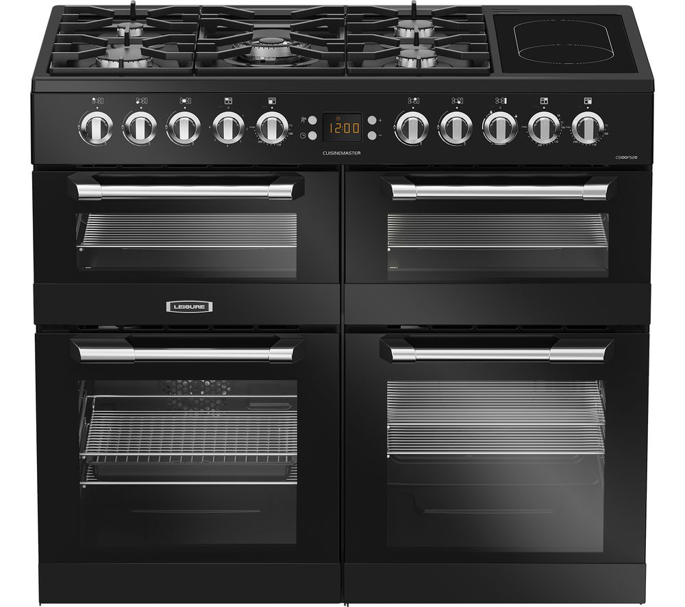 Buy Leisure Cuisinemaster Cs100f520k Dual Fuel Range