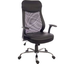 TEKNIK Curve 6912 Mesh Reclining Executive Chair - Black