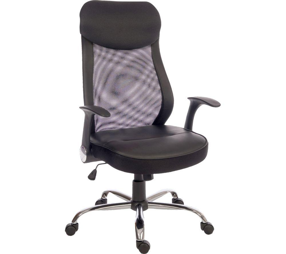 TEKNIK Curve 6912 Mesh Reclining Executive Chair - Black