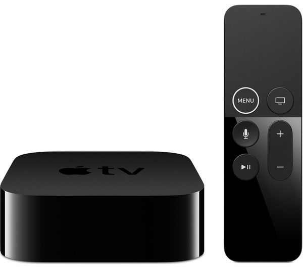 Image of APPLE TV 4K with Siri - 32 GB