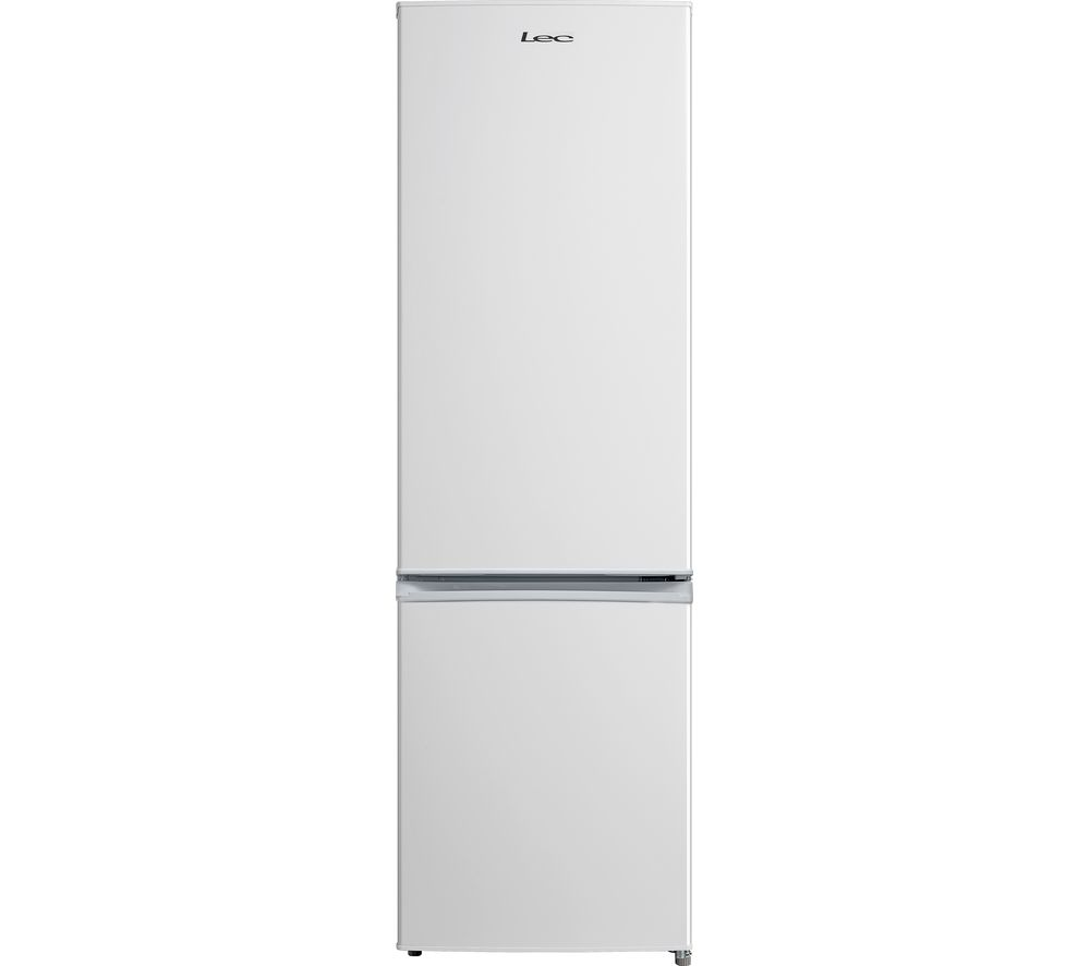Compare prices for LEC TNF55187W 60/40 Fridge Freezer - White