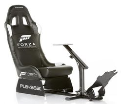 PLAYSEAT Forza Motorsport Gaming Chair - Black