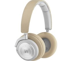 B&O H9i Wireless Bluetooth Noise-Cancelling Headphones - Natural