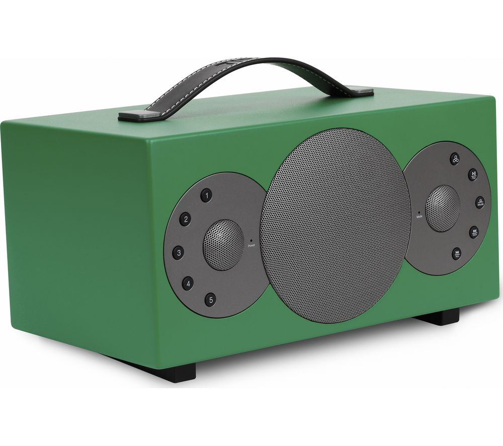TIBO Sphere 2 Portable Wireless Smart Sound Speaker - Green, Green