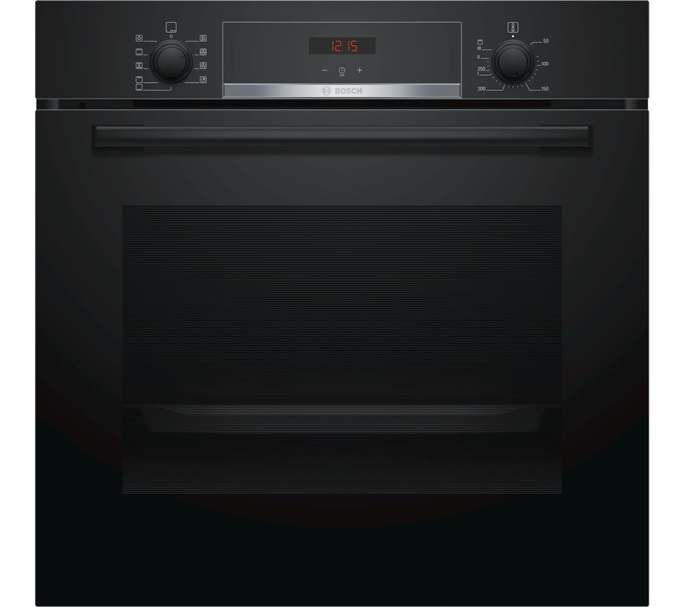 BOSCH HBS534BB0B Electric Oven - Black