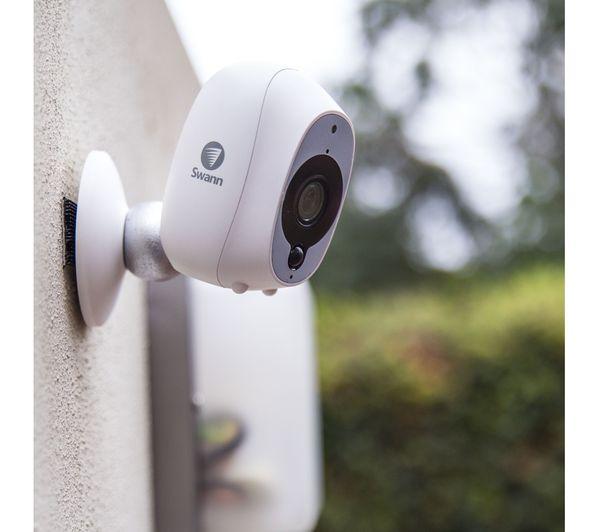 SWANN SWWHD-INTCAMPK3-UK Smart 1080p Full HD Wireless Security Cameras -  Triple Pack