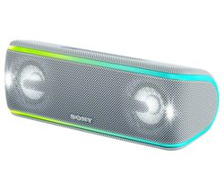 SONY SRS-XB41 Portable Bluetooth Speaker - White