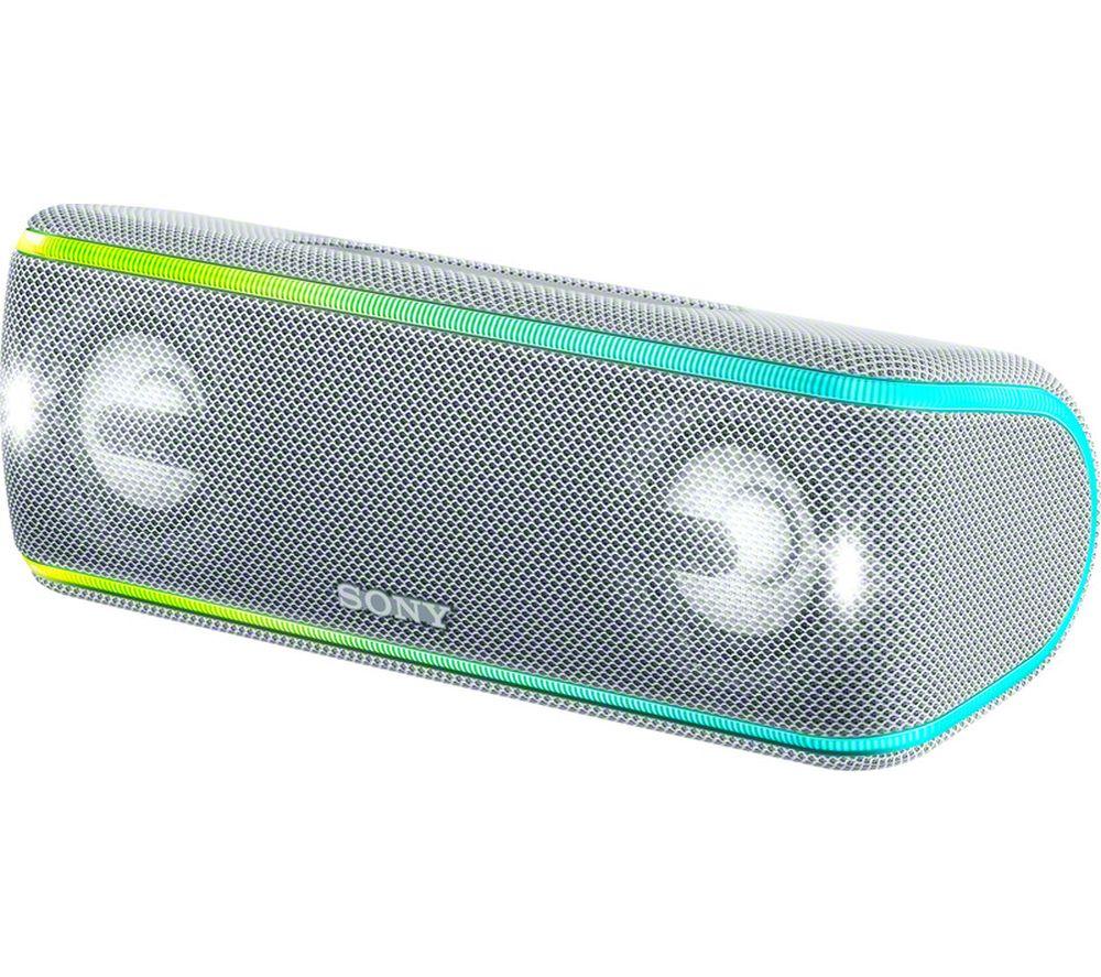 SONY SRS-XB41 Portable Bluetooth Speaker - White