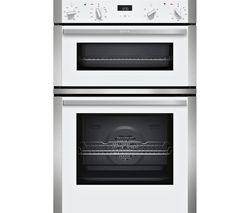 NEFF U1ACE2HW0B Electric Double Oven - White