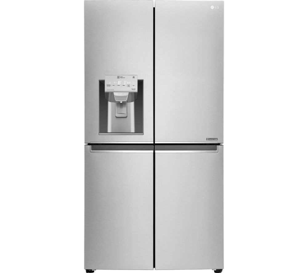 Buy Lg Gml936nshv Smart Fridge Freezer Steel Free