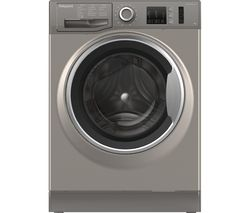 HOTPOINT ActiveCare NM10 844 GS 8 kg 1400 Spin Washing Machine - Grey