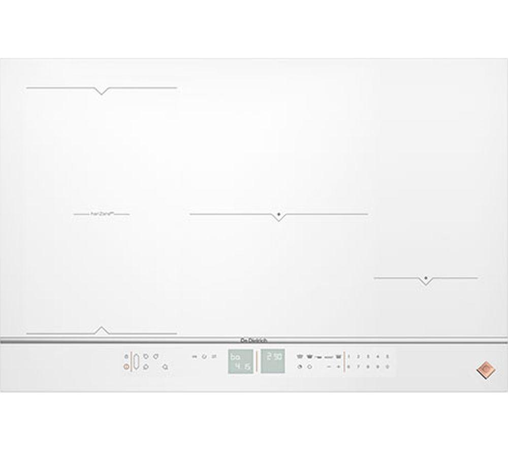 DE DIETRICH DPI7884W Electric Induction Hob - White