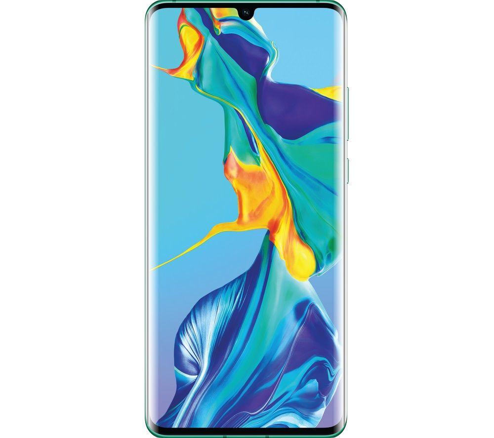 Image of Huawei P30 pro 128GB Aurora, Blue