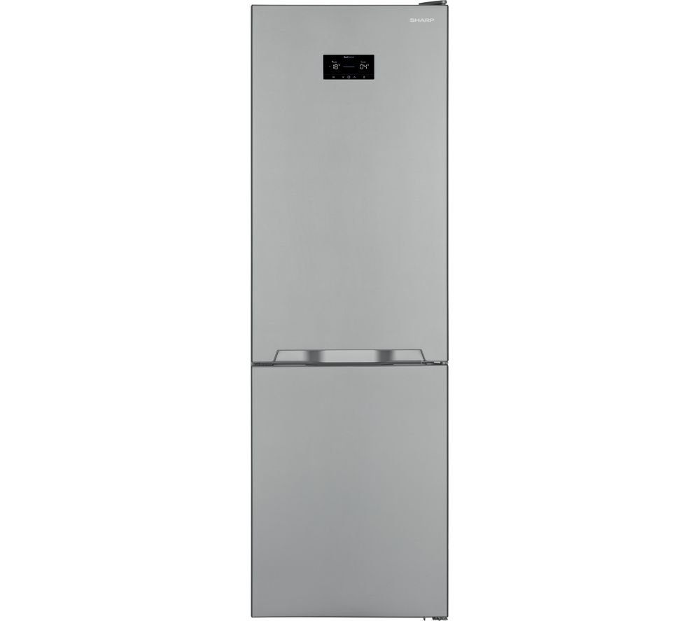 SHARP SJ-BA31IHXI2-EN 60/40 Fridge Freezer - Inox