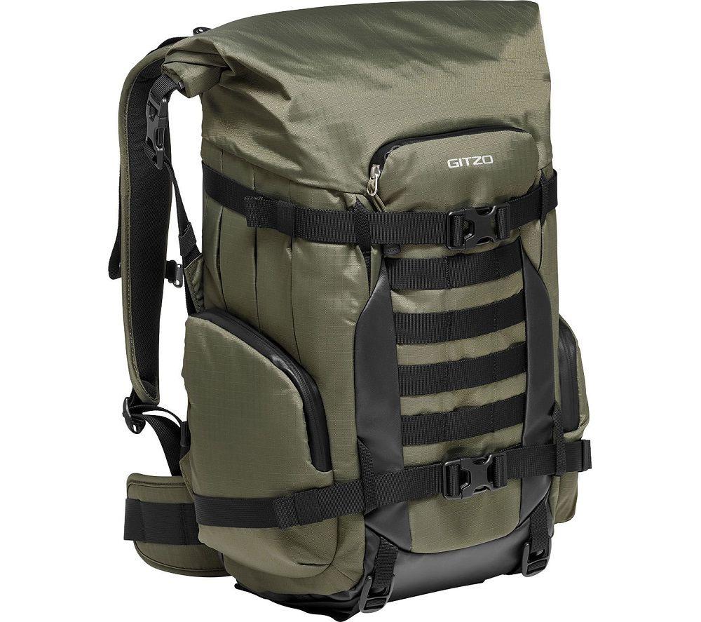 Image of GITZO Adventury GCB AVT-BP-30 DSLR Camera Backpack - Green, Green