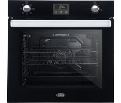 BELLING BI602FPCT Electric Oven - Black