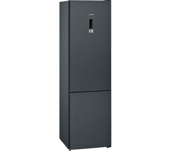 Image of SIEMENS iQ300 KG39NXB35G 70/30 Fridge Freezer - Black