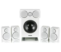 Image of WHARFEDALE DX-2HCP 5.1 Speaker System - White