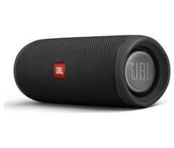Flip 5 Portable Bluetooth Speaker - Black