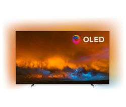 "PHILIPS 55OLED804/12 55"" Smart 4K Ultra HD HDR OLED TV with Google Assistant"