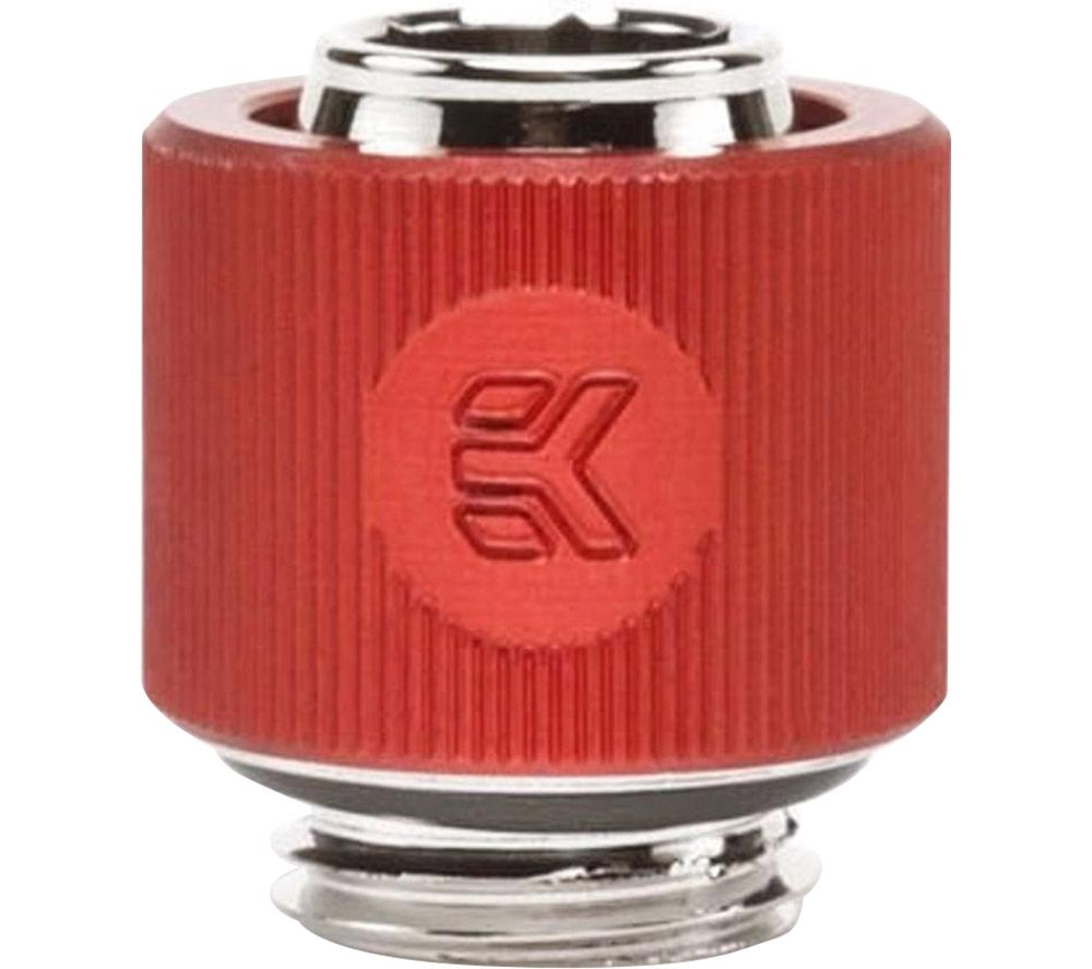 EK-ACF Fitting - 10/13 mm, Red, Red