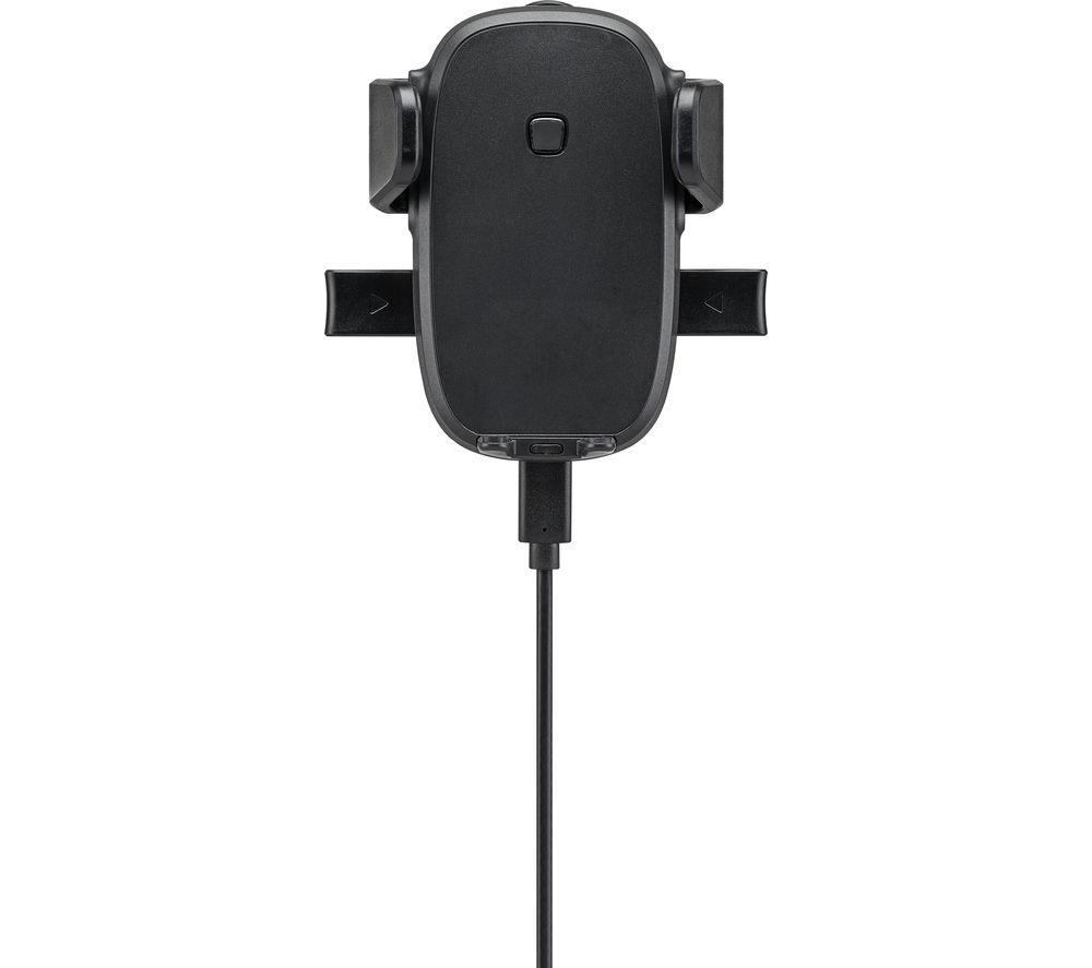 LOGIK L10WCBK20 Wireless Car Charger