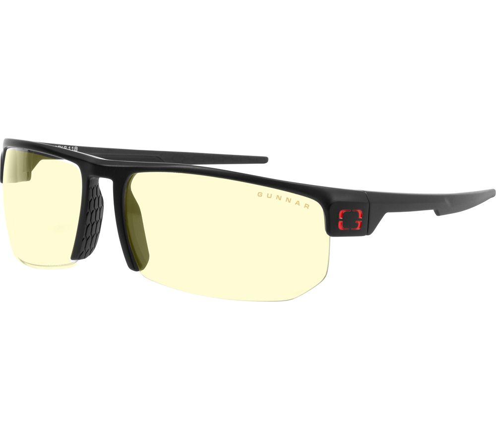 GUNNAR Torpedo Gaming Glasses - Amber & Onyx