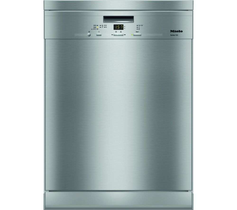 Image of G4932 Full-size Dishwasher - Stainless steel, Stainless Steel