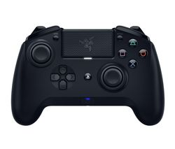 Raiju Tournament Edition Controller for PS4 - Black