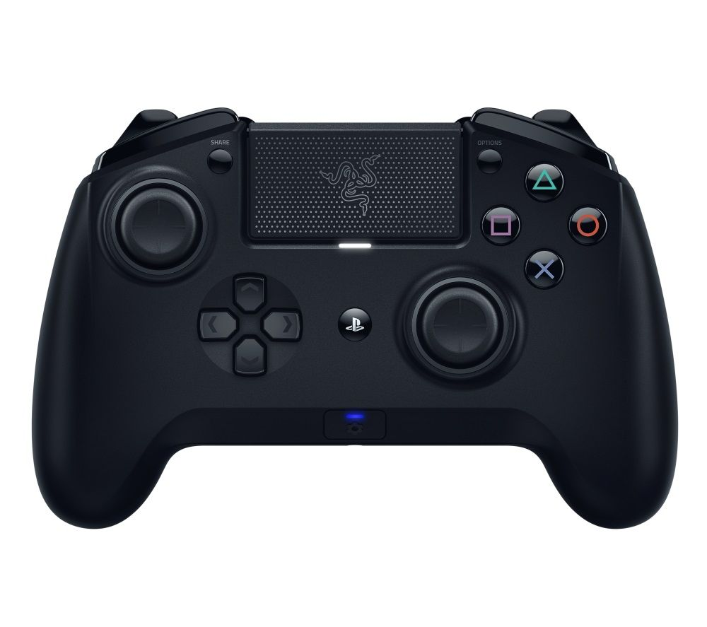 RAZER Raiju Tournament Edition Controller for PS4 - Black