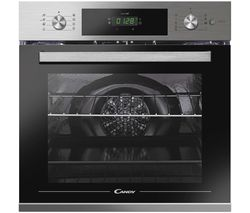 FCTS886X WIFI Electric Steam Smart Oven - Stainless Steel & Black