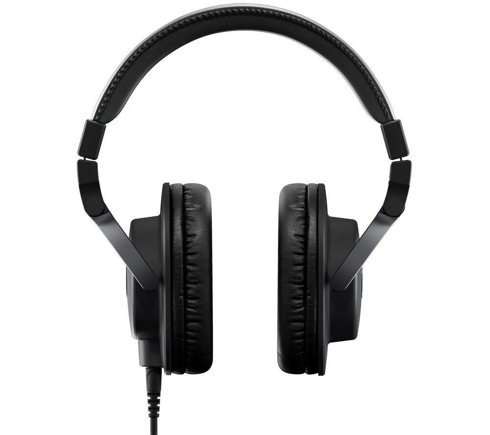 YAMAHA HPH-MT5 Studio Monitor Headphones - Black