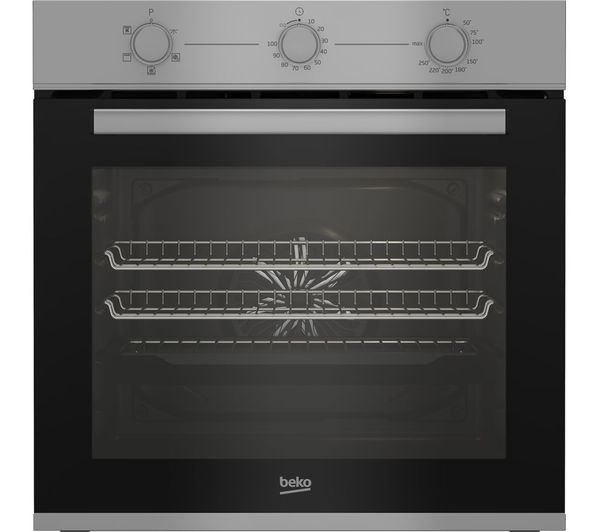 Image of BEKO AeroPerfect BBXIF22100S Electric Oven - Silver