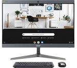 £599, ACER Chromebase 23.8inch All-in-One PC - Intel® Core™ i3, 128 GB SSD, Silver, Chrome OS, Intel® Core™ i3-8130U Processor, RAM: 8GB / Storage: 128GB SSD, Full HD touchscreen,