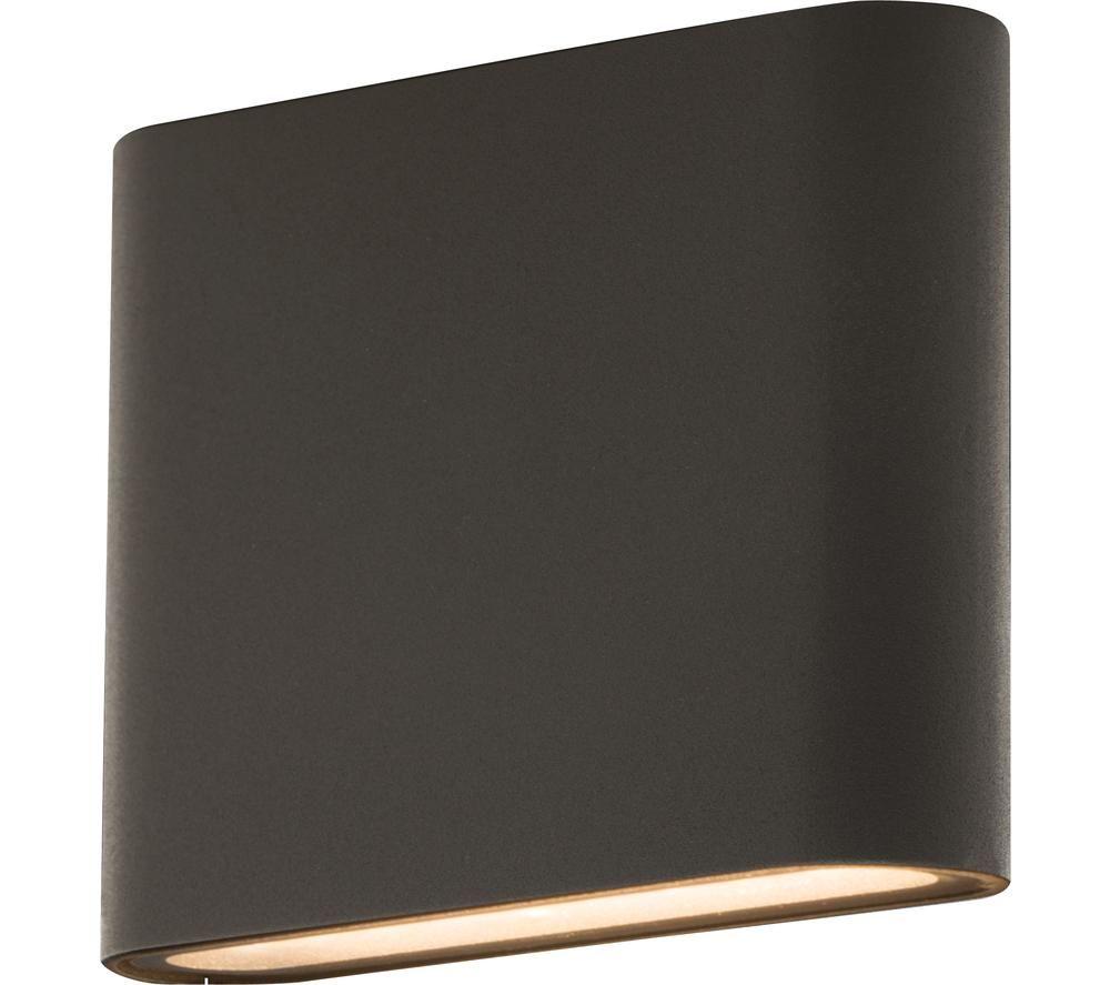 LUCECO LEXD8FUDG3-01 Wall Lamp - Grey, Grey