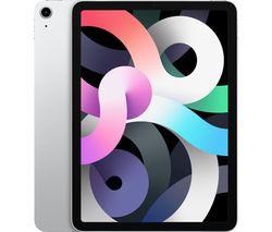 """10.9"""" iPad Air (2020) - 64 GB, Silver"""