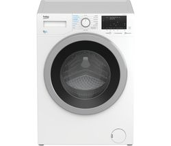 WDEX8540430W Bluetooth 8 kg Washer Dryer - White