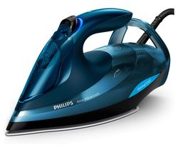 PHILIPS Azur GC4938/20 Steam Iron - Blue Best Price, Cheapest Prices