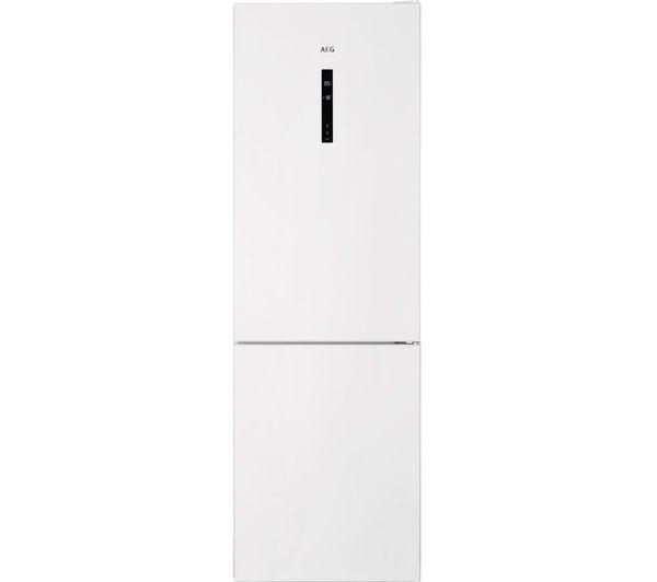AEG RCB632E5MW 60/40 Fridge Freezer - White