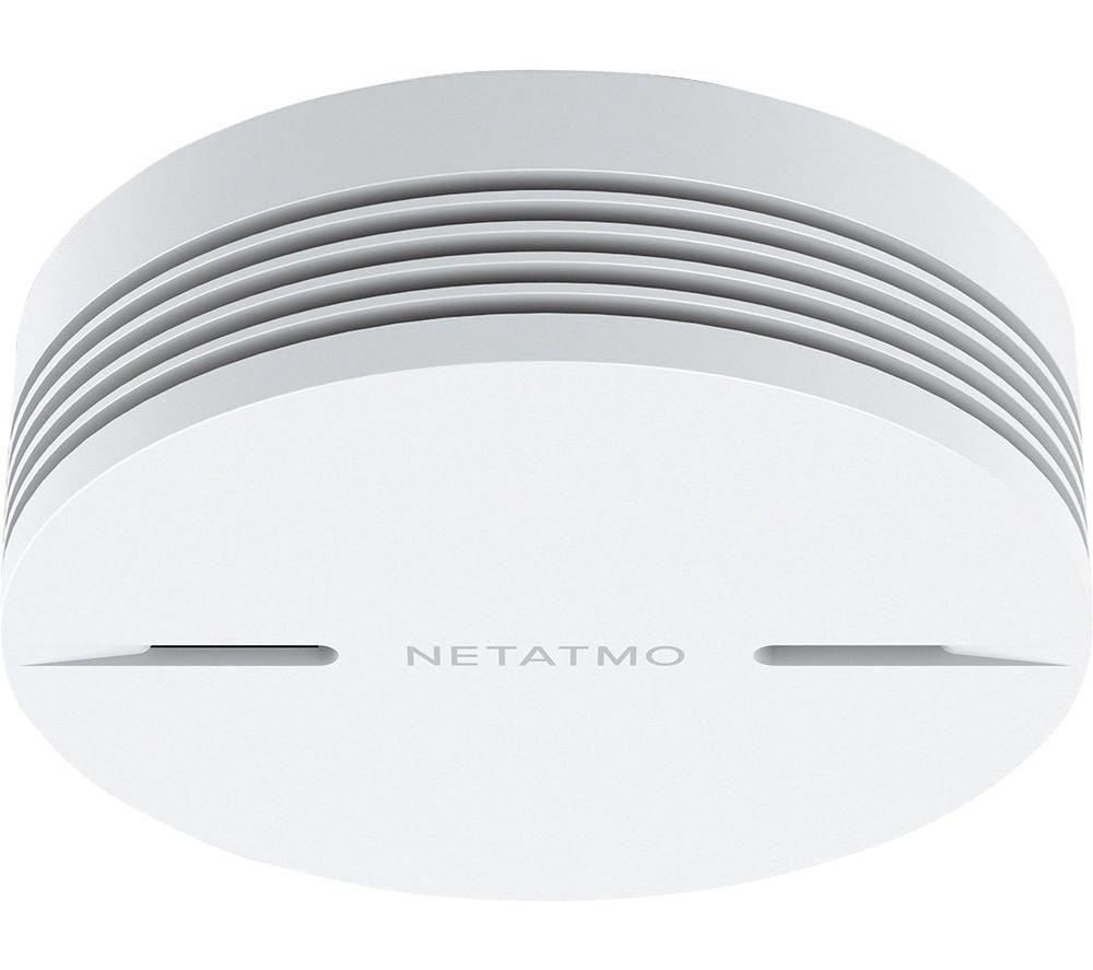 NETATMO NSA-EC Smart Smoke Alarm