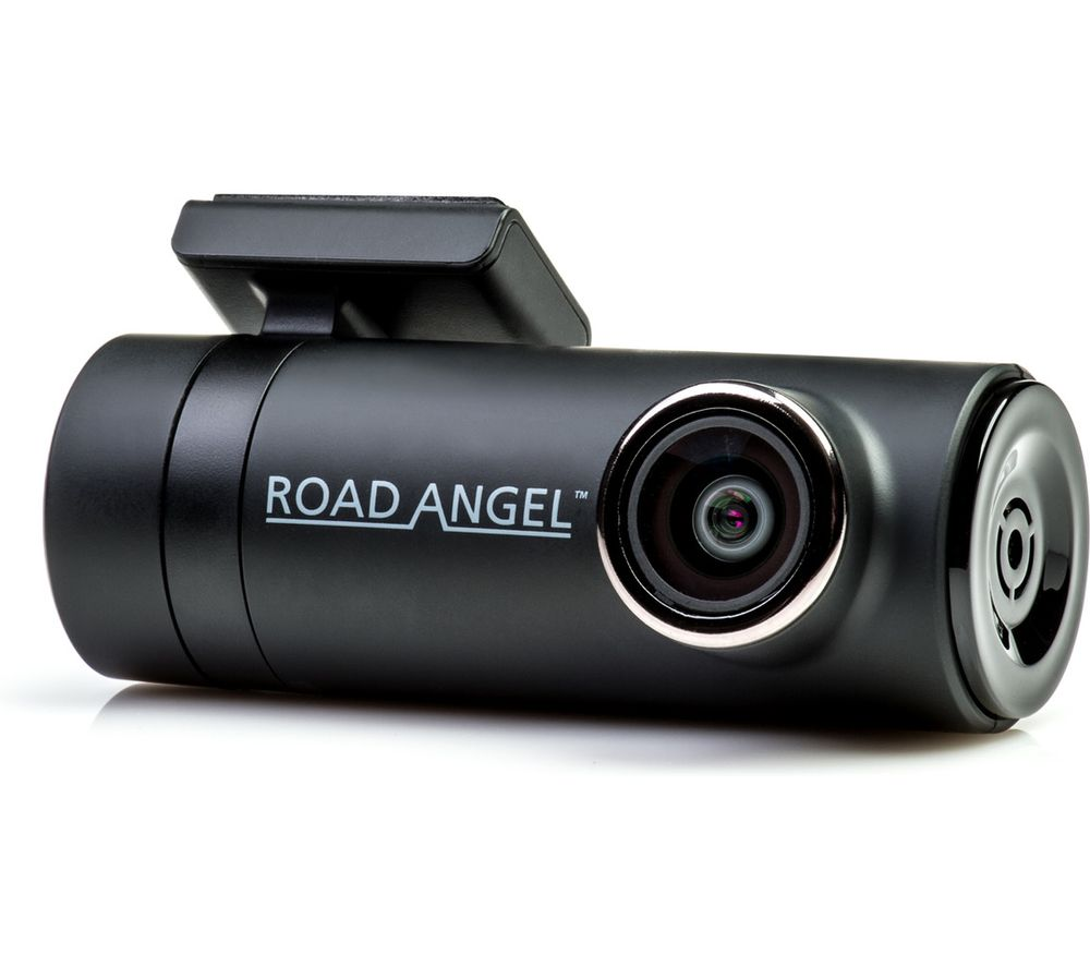 ROAD ANGEL Aura HD2 Quad HD Dash Cam - Black