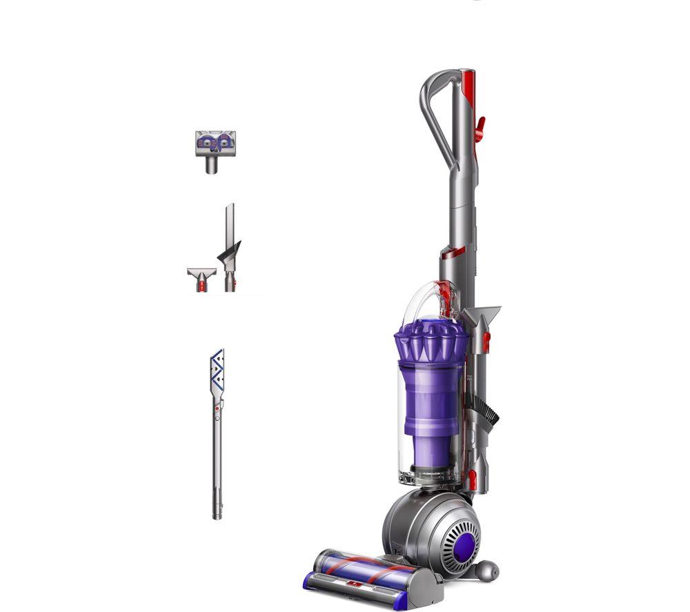 DYSON Small Ball Animal 2 Upright Bagless Vacuum Cleaner - Iron & Purple