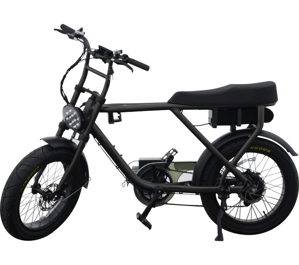 KNAAP Generation 1 Electric Bike - Space Grey