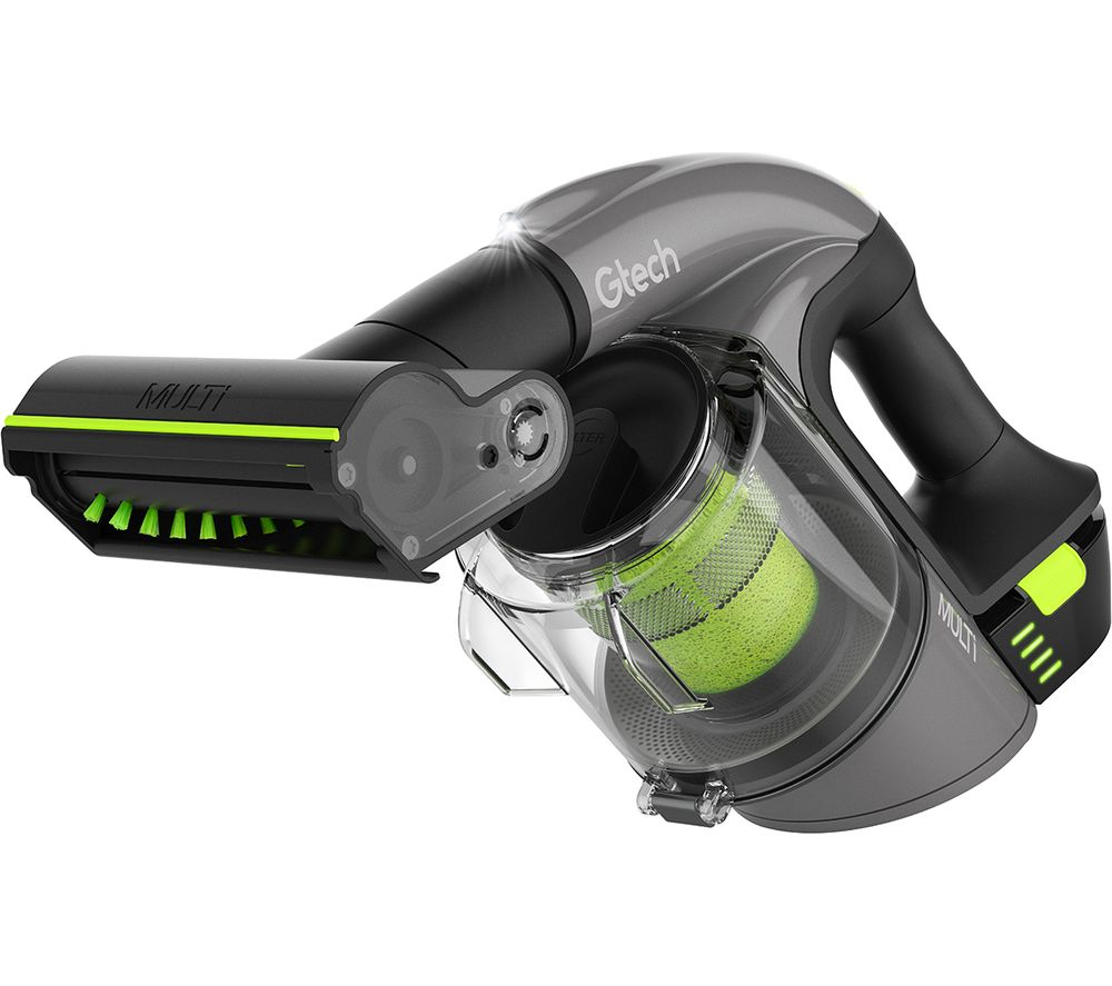 GTECH Multi MK2 Handheld Vacuum Cleaner - Grey