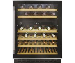 HWCB 60 UK/N Wine Cooler – Black