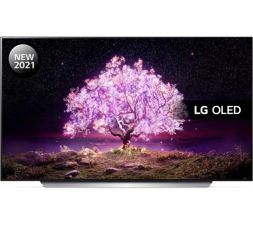 Image of LG OLED83C14LA